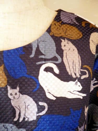H&M ネコ 猫柄トップス