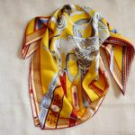hermes_scarf_etriers_yellow