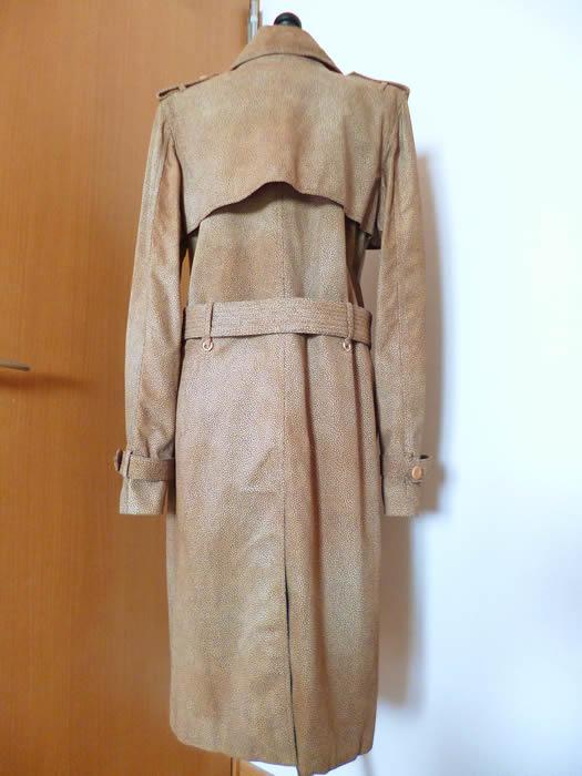 ボルボネーゼのコート